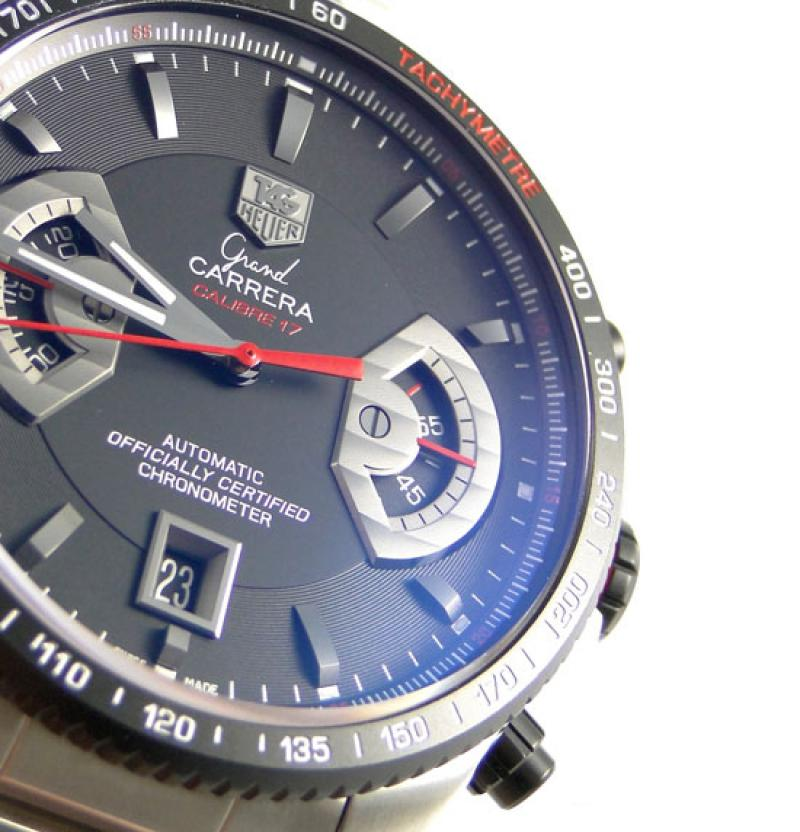 Tag heuer carrera calibre 17 chronograph
