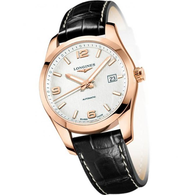 L2.785.8.76.3 Longines Conquest Classic Watchmaking Tradition