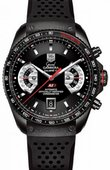 Tag Heuer Grand Carrera CAV-518B.FT-6016 Calibre 17 RS2 Automatic Chronograph 43 mm