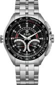Tag Heuer SLR CAG7010.BA0254 Calibre S Laptimer 1/100th Electro-Mechanical Chronograph 47 mm