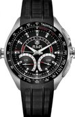 Tag Heuer SLR CAG-7010.FT-6013 Calibre S Laptimer 1/100th Electro-Mechanical Chronograph 47 mm