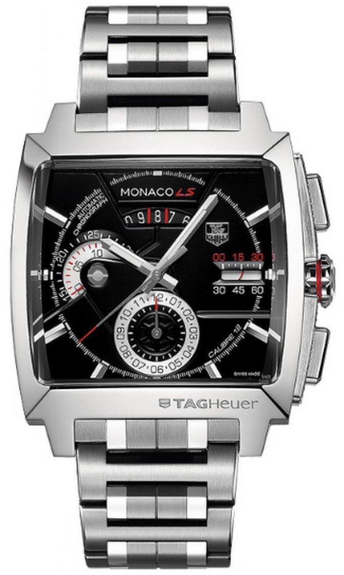 e8d0aec61b4c Tag Heuer CAL2110.BA0781 Monaco Calibre 12 LS Automatic Chronograph ...