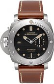 Officine Panerai Luminor PAM00569 Submersible 1950 Left-Handed 3 Days Automatic Titanium