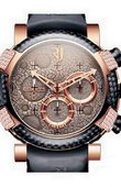 Romain Jerome Moon-Dna RJ.M.CH.003.02 Mood Chrono