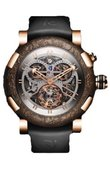 Romain Jerome Часы Romain Jerome Titanic-Dna RJ.T.TO.CH.002.01 Chronograph Tourbillon