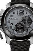 Graham Часы Graham Chronofighter 2CCAC S01A 2CCAC.S01A
