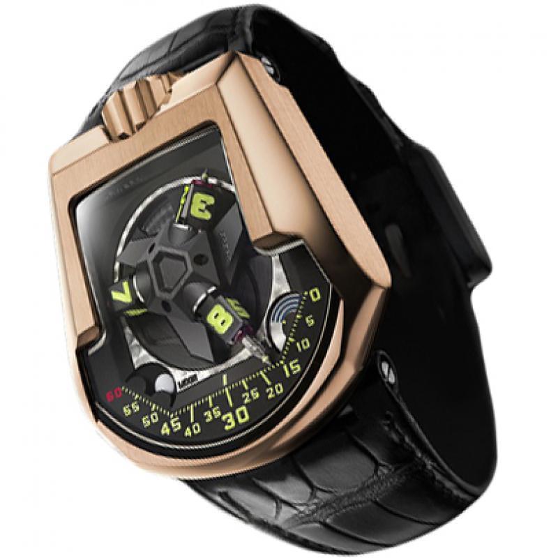 Luxury Urwerk - копии швейцарских часов VK