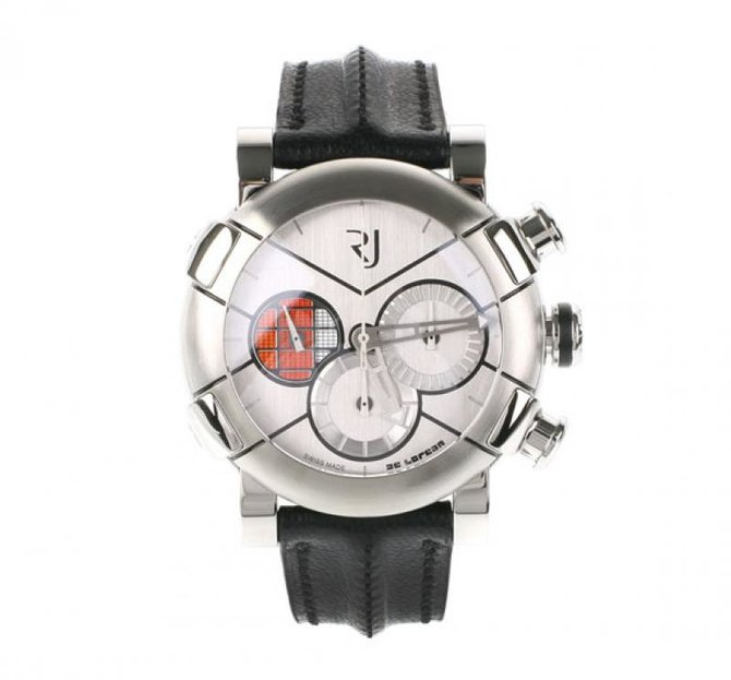 Romain Jerome RJ.M.CH.DE.001 01 Capsules DeLorean-DNA  - фото 2
