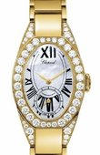 Chopard Ladies Classic 107228-0002 Femme Cat Eye Small Seconds