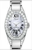 Chopard Ladies Classic 107228-1002 Femme Cat Eye Small Seconds