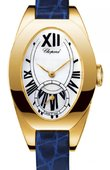 Chopard Ladies Classic 127228-0001 Femme Cat Eye Small Seconds