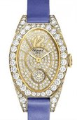Chopard Ladies Classic 137228-0001 Femme Cat Eye Small Seconds