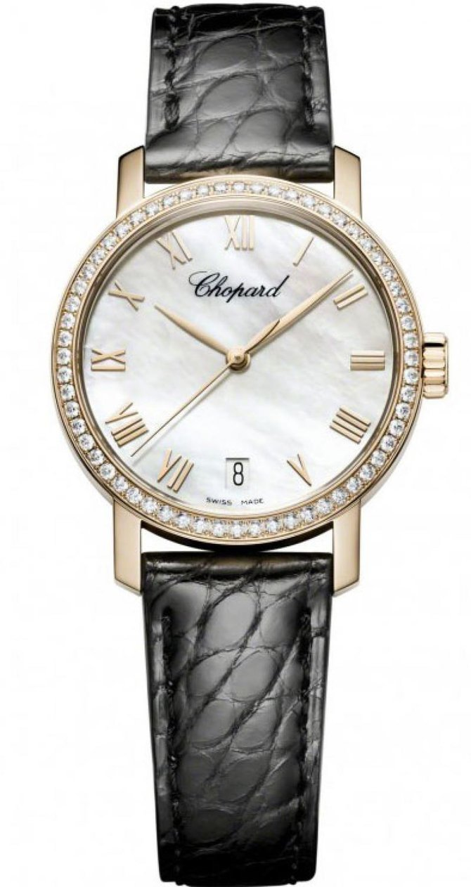Chopard 134200-5001 Ladies Classic Automatic 33.5 mm