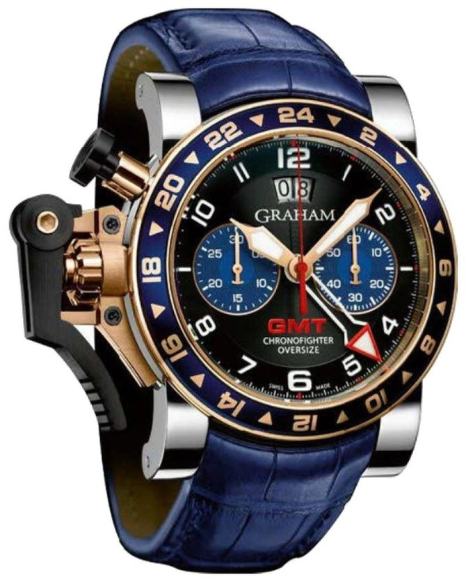Graham 2OVGG-B26A Chronofighter 2OVGG.B26A