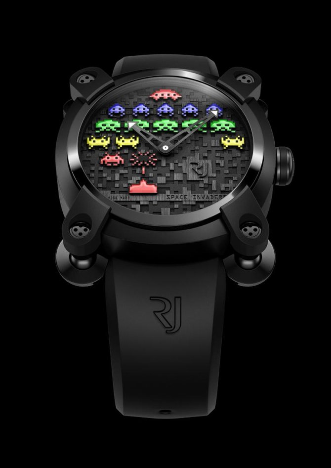 Romain Jerome RJ.M.AU.IN.006.02 Capsules Space Invaders - фото 6