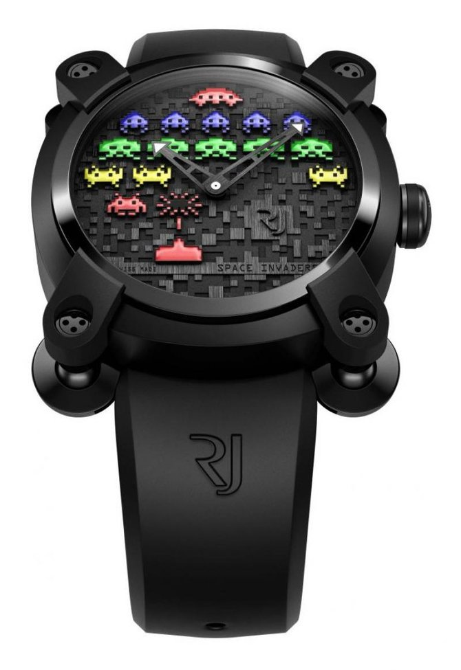Romain Jerome RJ.M.AU.IN.006.02 Capsules Space Invaders - фото 1