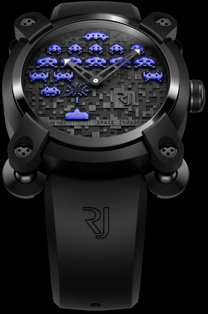 Romain Jerome RJ.M.AU.IN.006.03 Capsules Space Invaders - фото 5