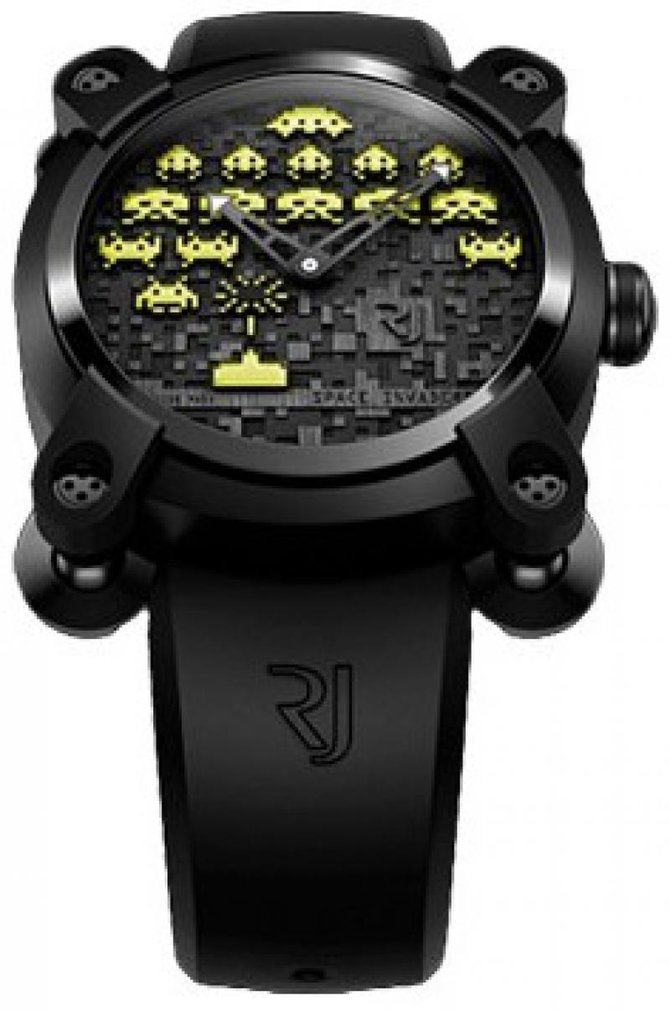 Romain Jerome RJ.M.AU.IN.006.05 Capsules Space Invaders - фото 1