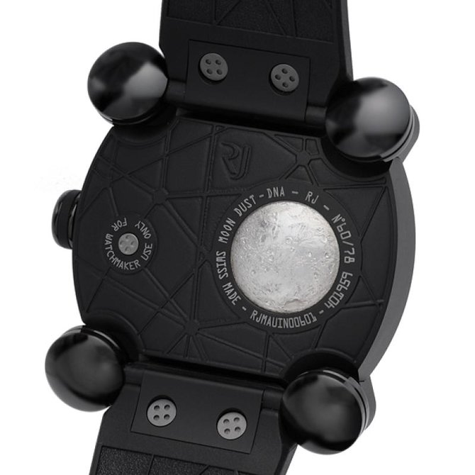 Romain Jerome RJ.M.AU.IN.006.06 Capsules Space Invaders - фото 6