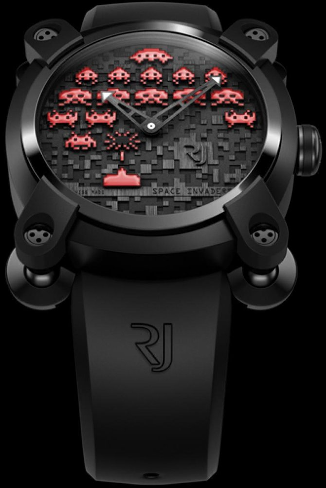 Romain Jerome RJ.M.AU.IN.006.06 Capsules Space Invaders - фото 2
