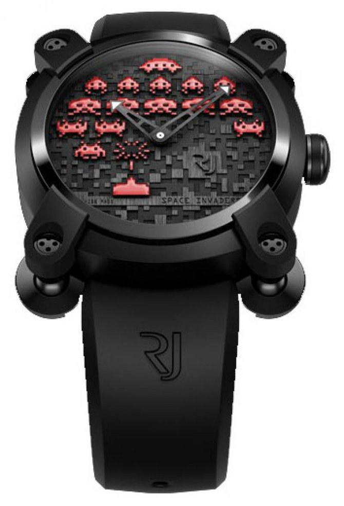 Romain Jerome RJ.M.AU.IN.006.06 Capsules Space Invaders - фото 1