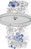 Chopard Ladies Classic Delicate Sapphire and Diamond Watch High Jewellery
