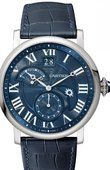 Cartier Rotonde De Cartier W1556241 Small Complication 2 Time Zone Retrograde, Day & Night, Large Date, Small Second