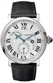 Cartier Rotonde De Cartier W1556368 Small Complication 2 Time Zone Retrograde, Day & Night, Large Date, Small Second