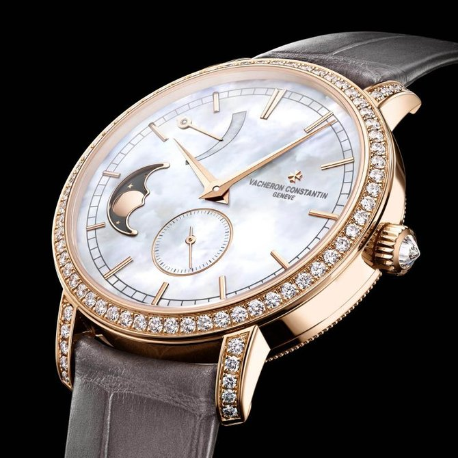 Vacheron Constantin 83570/000R-9915 Traditionnelle Lady Traditionnelle Moon Phase and Power Reserve - фото 2