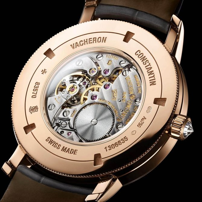 Vacheron Constantin 83570/000R-9915 Traditionnelle Lady Traditionnelle Moon Phase and Power Reserve - фото 3