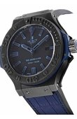 Hublot Big Bang King 322.CI.1190.GR.ABB09 All Black Blue Limited Edition 500