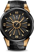 Perrelet Specialties Turbine Black & Gold Limited Editions