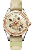 Perrelet Specialties A3016/1 Limited Editions Diamond Flower Rare Prestige Edition