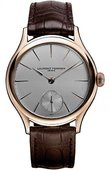 Laurent Ferrier Часы Laurent Ferrier Galet Micro-Rotor LCF004R-silver RED GOLD CASE