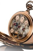 Girard Perregaux 1966 Tourbillon with Three Gold Bridges Pocket 60 х 20 mm