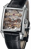 Girard Perregaux Часы Girard Perregaux Vintage 1945 99870-71-000-BA6A Triple Bridge Tourbillon