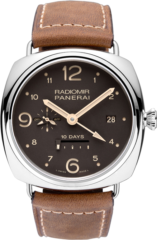 PAM00391  Officine Panerai 10 Days GMT Radiomir