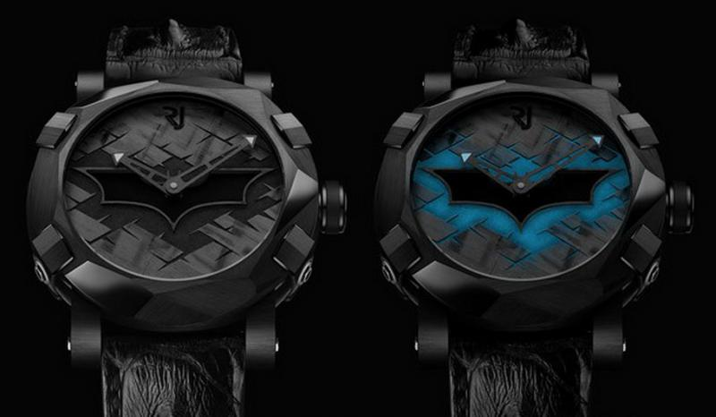 RJ.T.AU.WB.001.01 Romain Jerome Batman-DNA: The Dark Knight of Watches Capsules