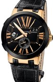 Ulysse Nardin Executive Dual Time 246-00/42 Executive Dual Time 43mm