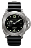 Officine Panerai Special Editions PAM 00571 2014 Luminor 1950 Submersible 3 Days Automatic Titanio