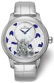 Jaquet Droz Les Ateliers D'Art J005024277 Petite Heure Minute Year of the Goat