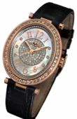 DeWitt Alma AL.002 Automatic Rose Gold And Diamonds