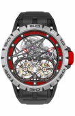 Roger Dubuis Excalibur RDDBEX0481 Spider Skeleton Double Flying Tourbillon