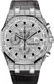 Audemars Piguet Royal Oak Offshore 26473BC.ZZ.D114CR.01 Chronograph Gold Jeweled