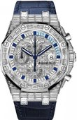Audemars Piguet Royal Oak Offshore 26473BC.ZZ.D023CR.01 Chronograph Gold Jeweled