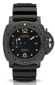 Officine Panerai Luminor PAM00616 Submersible 1950 Carbotech
