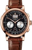 A.Lange and Sohne Datograph 405.031 Up/Down