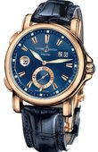 Ulysse Nardin Dual Time 246-55/93 42 mm