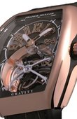 Franck Muller Cintree Curvex Vanguard Gravity Tourbillon FM CS-03