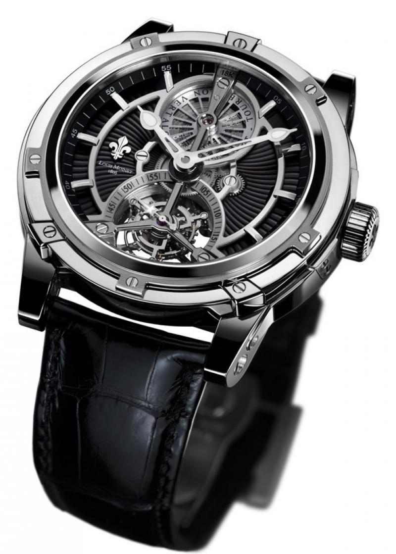 LM-35.70.50 Louis Moinet Vertalor Tourbillon Limited Editions